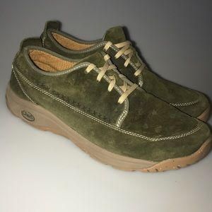 Chaco Suede Shoes
